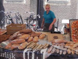 Slowfood markt Haarlem