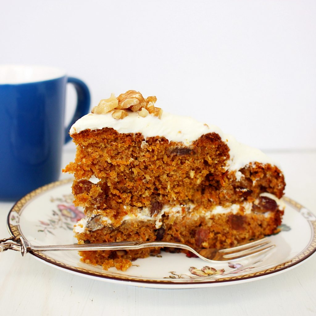 Carrot Cake, Worteltaart