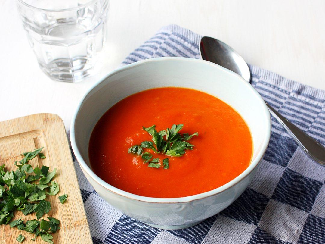 De lekkerste Tomatensoep