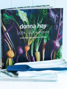 Donna Hay, life in Balace