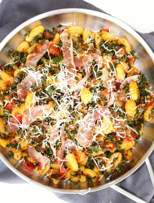 Gnocchi met boerenkool