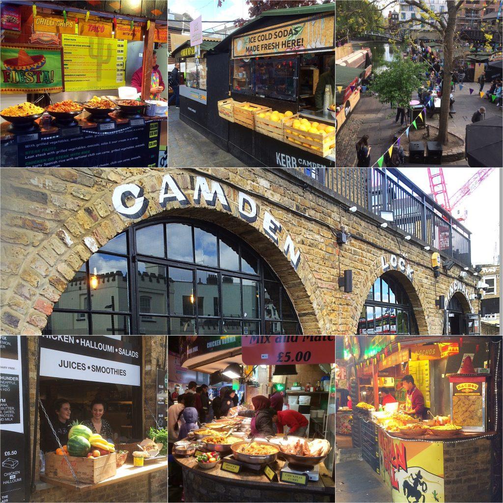 Camden Market, Londen