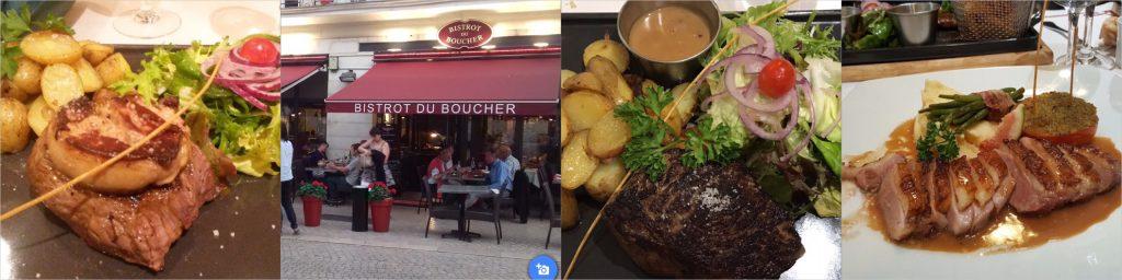 Bistrot du Bouchiers, Poitiers