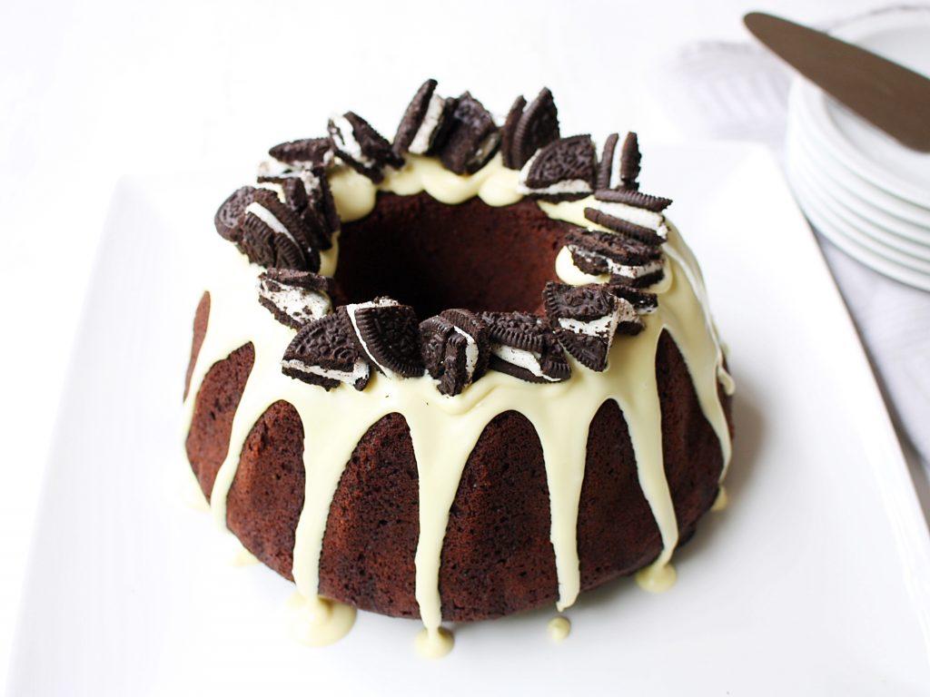 Chocolade Oreo Tulband