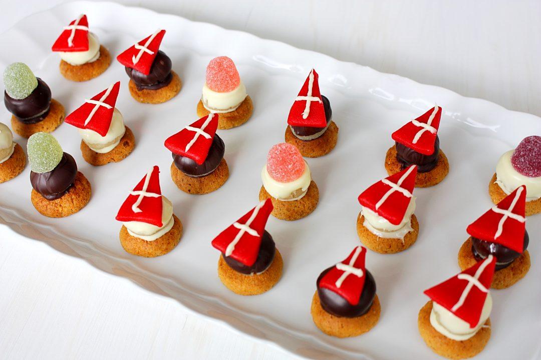 Sinterklaas Petit Fours