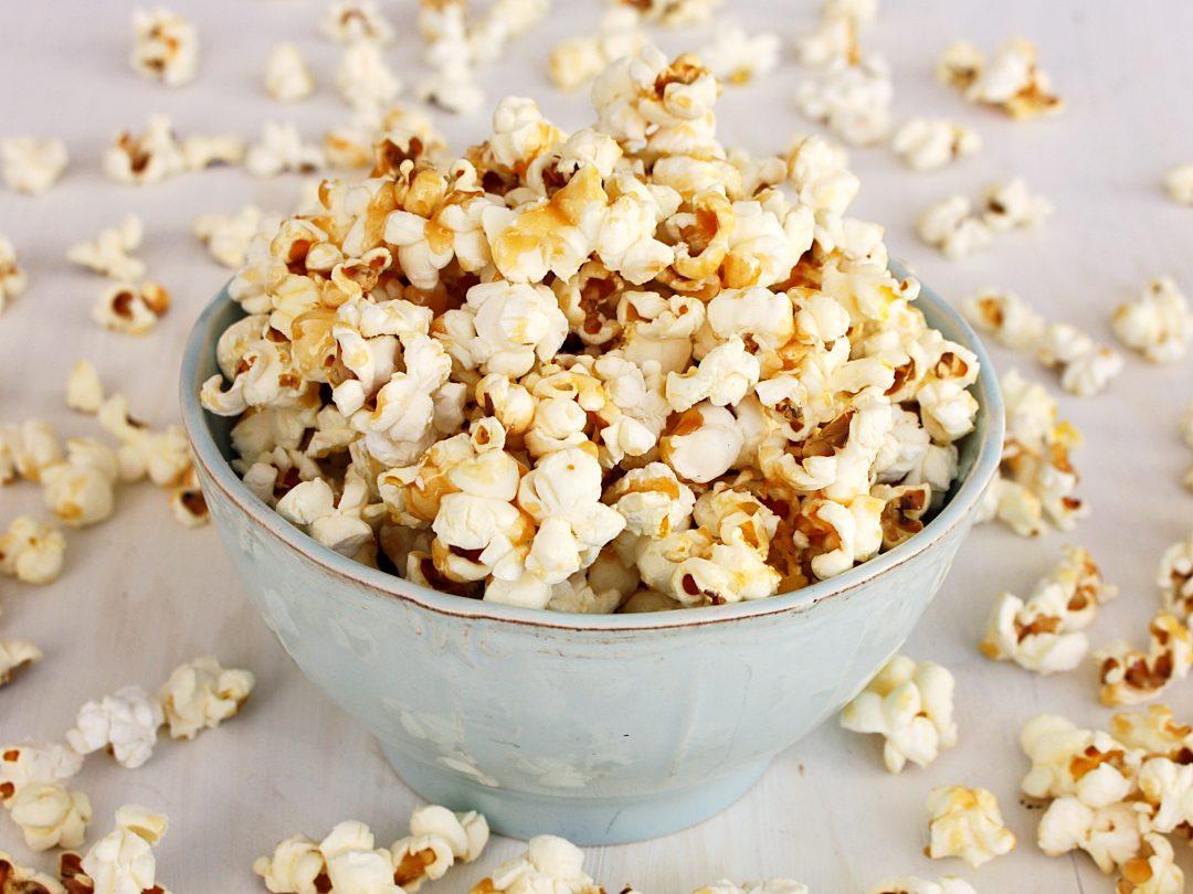 Popcorn salted caramel