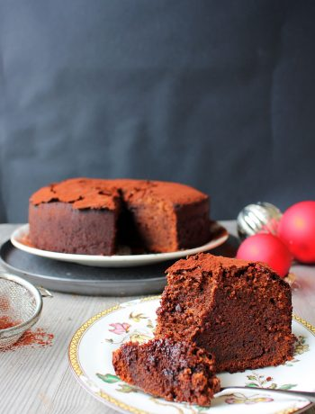Chocoladetaart recept